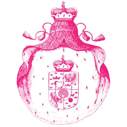 Symbols of royal self-fashioning: heraldry, badges and monograms