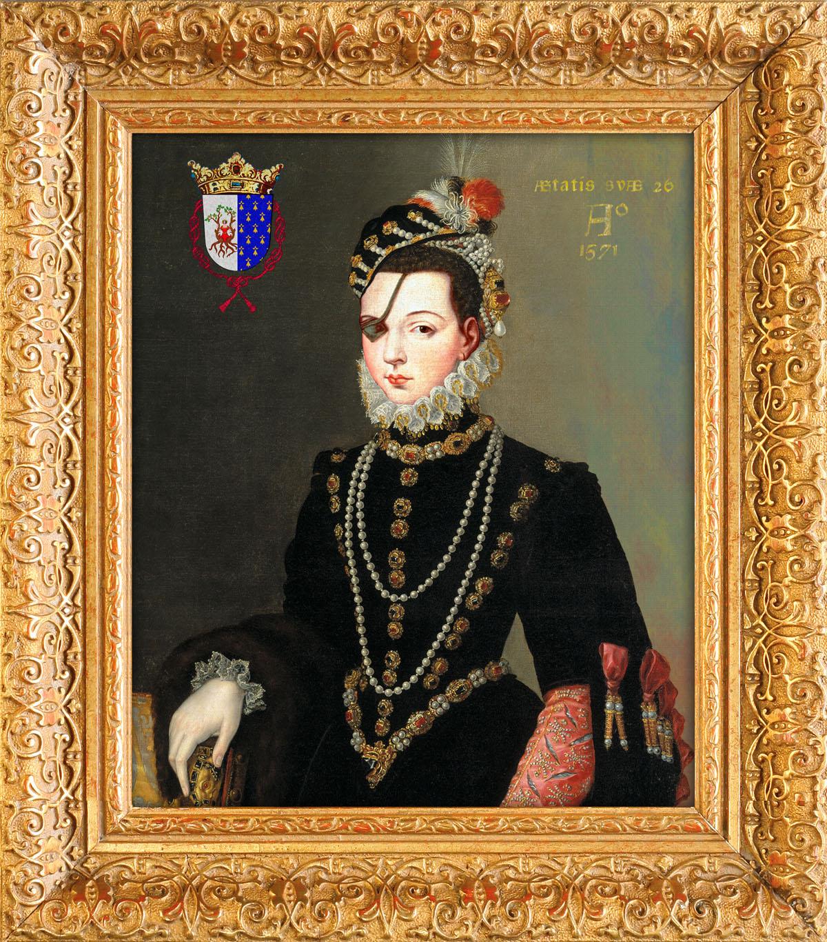 Speculative Genealogy #2: Princess Merit Margareta of Lorbeering, 1545 – 1620