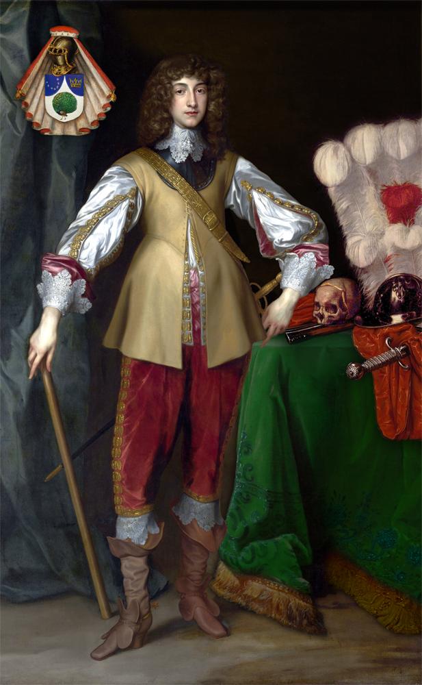 Speculative Genealogy: Prince Samuel Haraldi 1617 – 1661