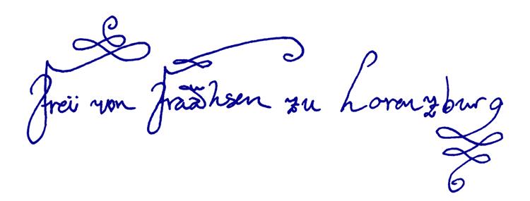 full signatur