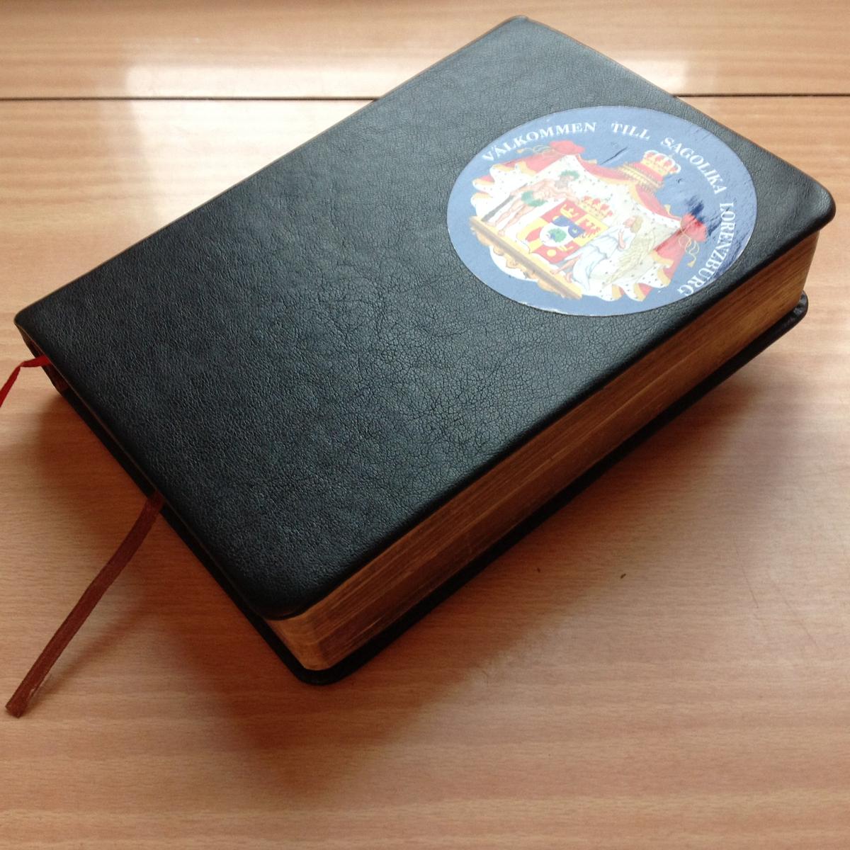 Konstnärlig Metod – Skriv en Bibel!