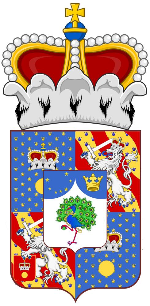 Nya Lorenzburg, en mikronationell koloni i centrala Göteborg!