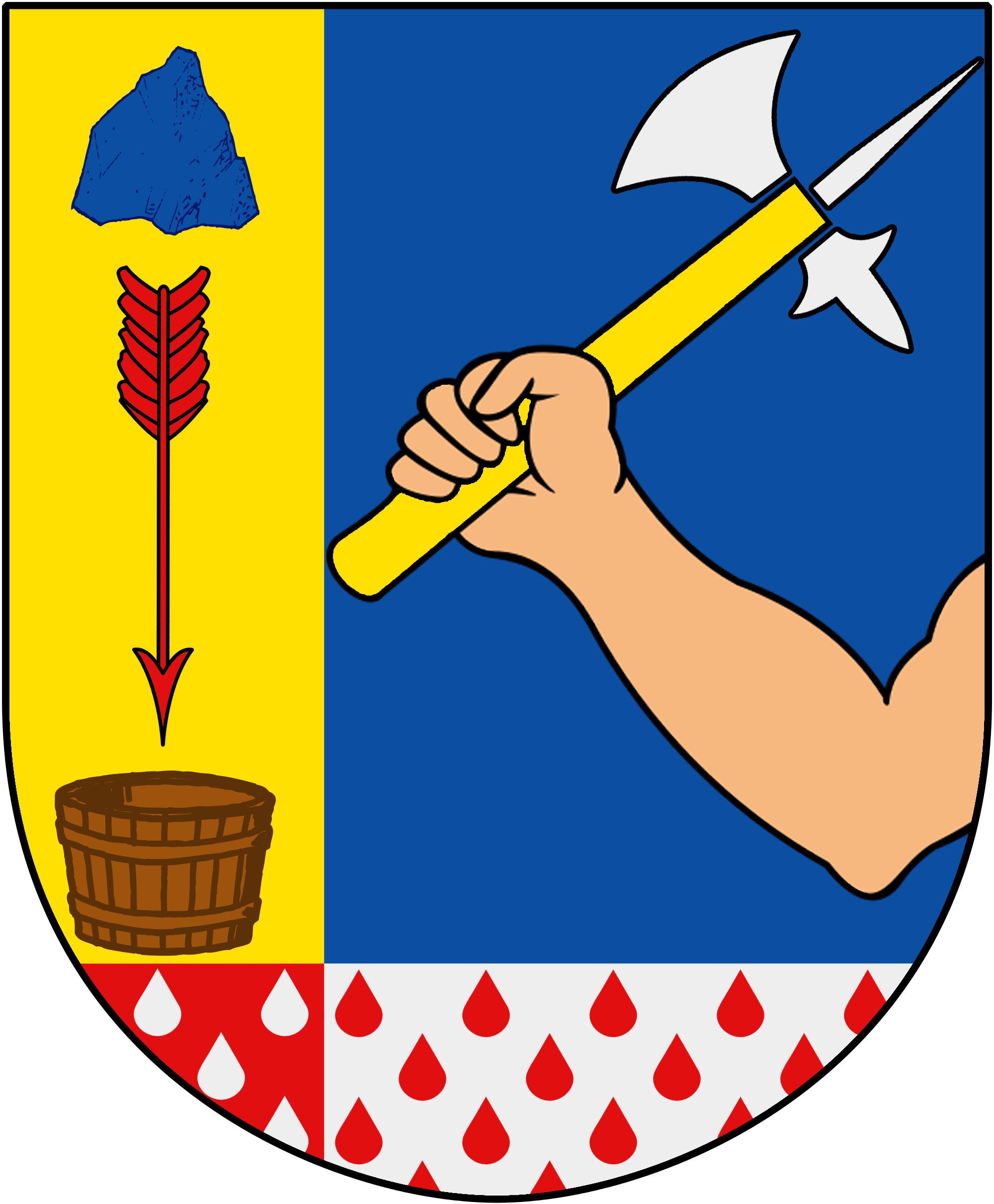 """#Heraldik – """"Plocka upp skräpet, Svinpälsar"""""""