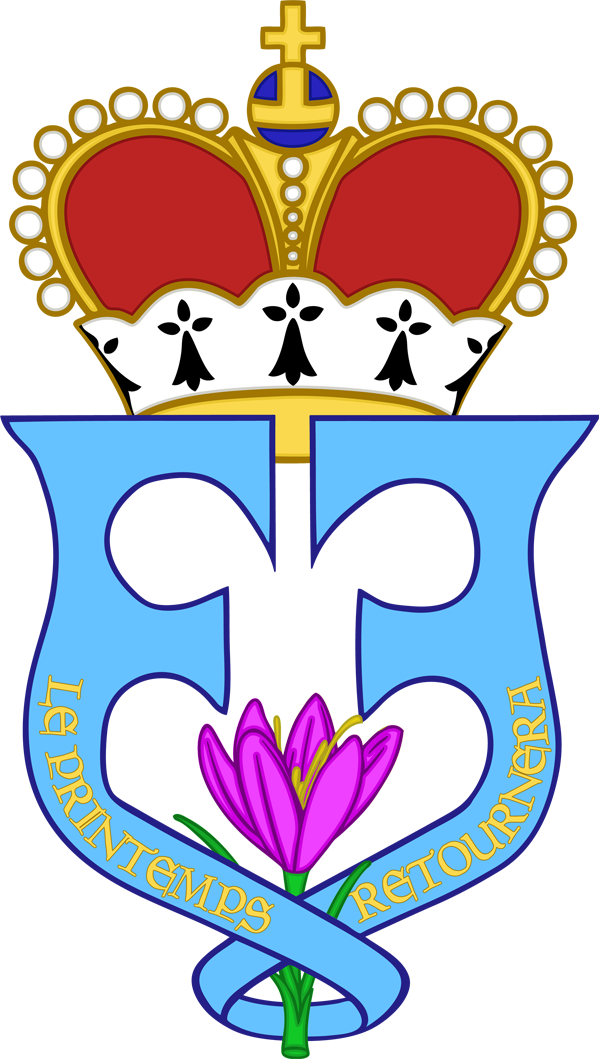 Greater Monogram of H.S.H. Prince Freï of Lorenzburg