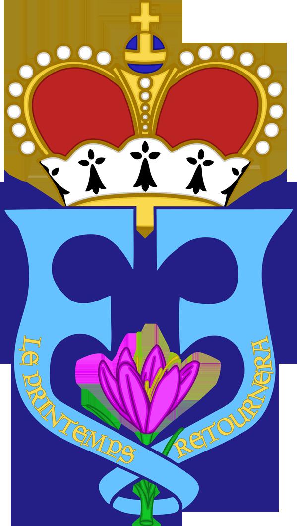 Greater Monogram of H.S.H. Prince Freï of Lorenzburg